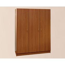 Шкаф для одежды 3-створчатый на рег.ножках