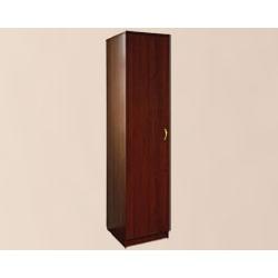 Шкаф для одежды 1-створчатый на рег.ножках