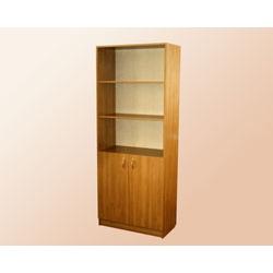 Шкаф для документов полуоткрытый на рег. ножках