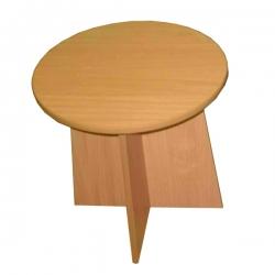 Стол круглый Карапуз 0-3