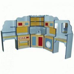 Игровой комплекс Хозяюшка М-174 (угловой)