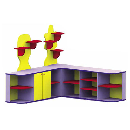 Стеллажи для игрушек, стенки по цене от производителя.
