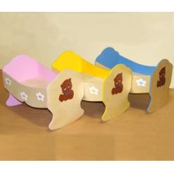 Игровая мебель Люлька для куклы 104