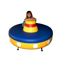Детская мебель БАНКЕТКА-НЛО