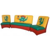 Комплект мягкой мебели «Мечта» - Дракоша